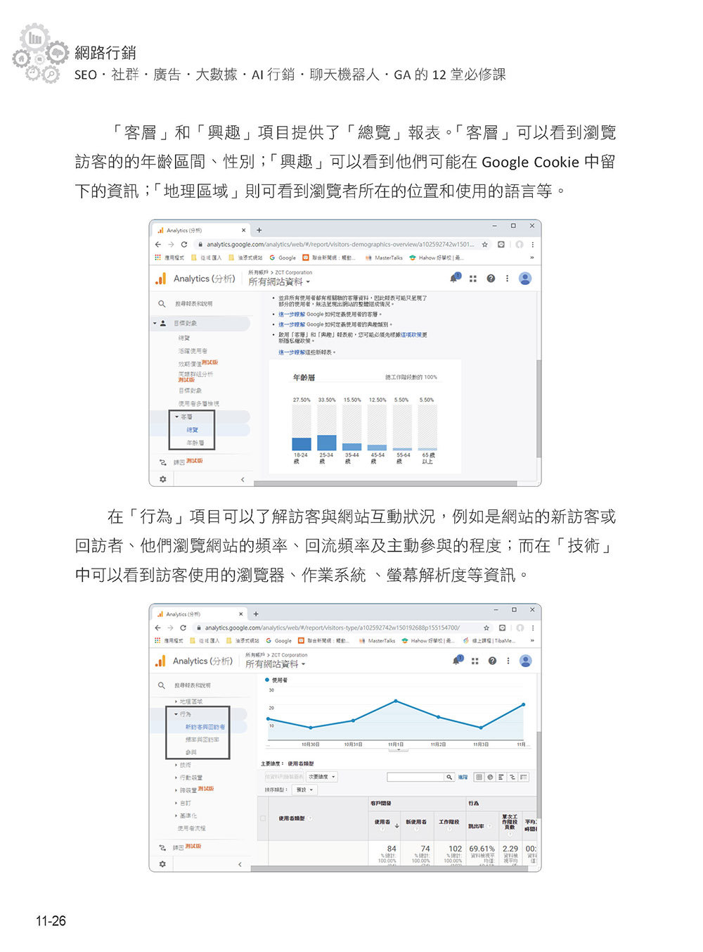 網路行銷:SEO‧社群‧廣告‧大數據‧AI行銷‧聊天機器人‧Google Analytics 的 12堂必修課-preview-14