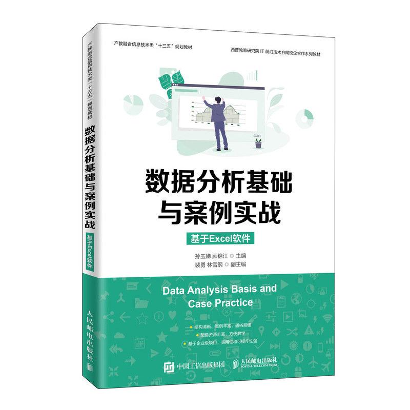 數據分析基礎與案例實戰(基於Excel軟件)-preview-2