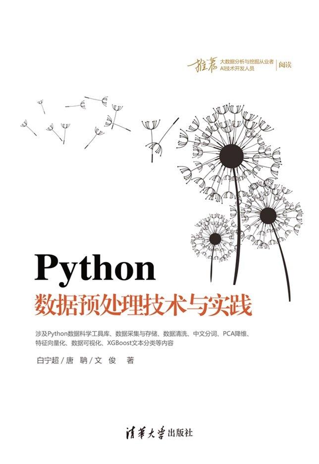 Python數據預處理技術與實踐-preview-1