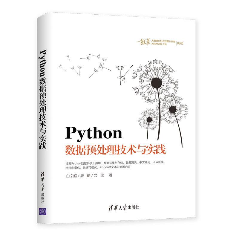 Python數據預處理技術與實踐-preview-3