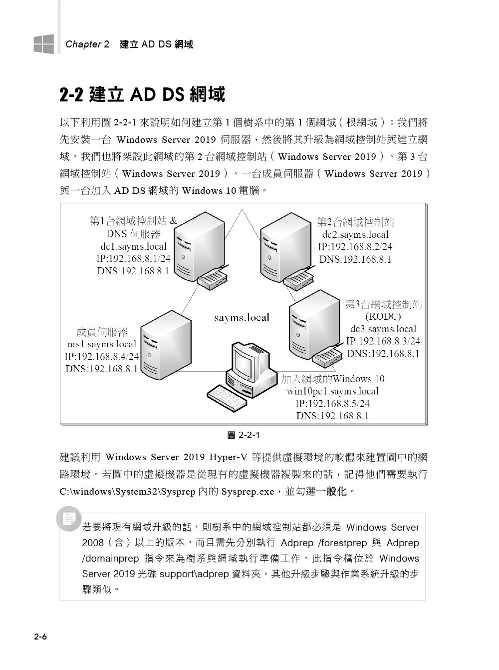 Windows Server 2019 Active Directory 建置實務-preview-6
