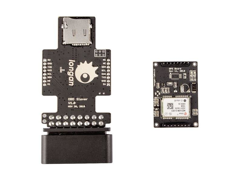 OBD-II CAN Bus GPS Arduino Development Kit開發套件-preview-3