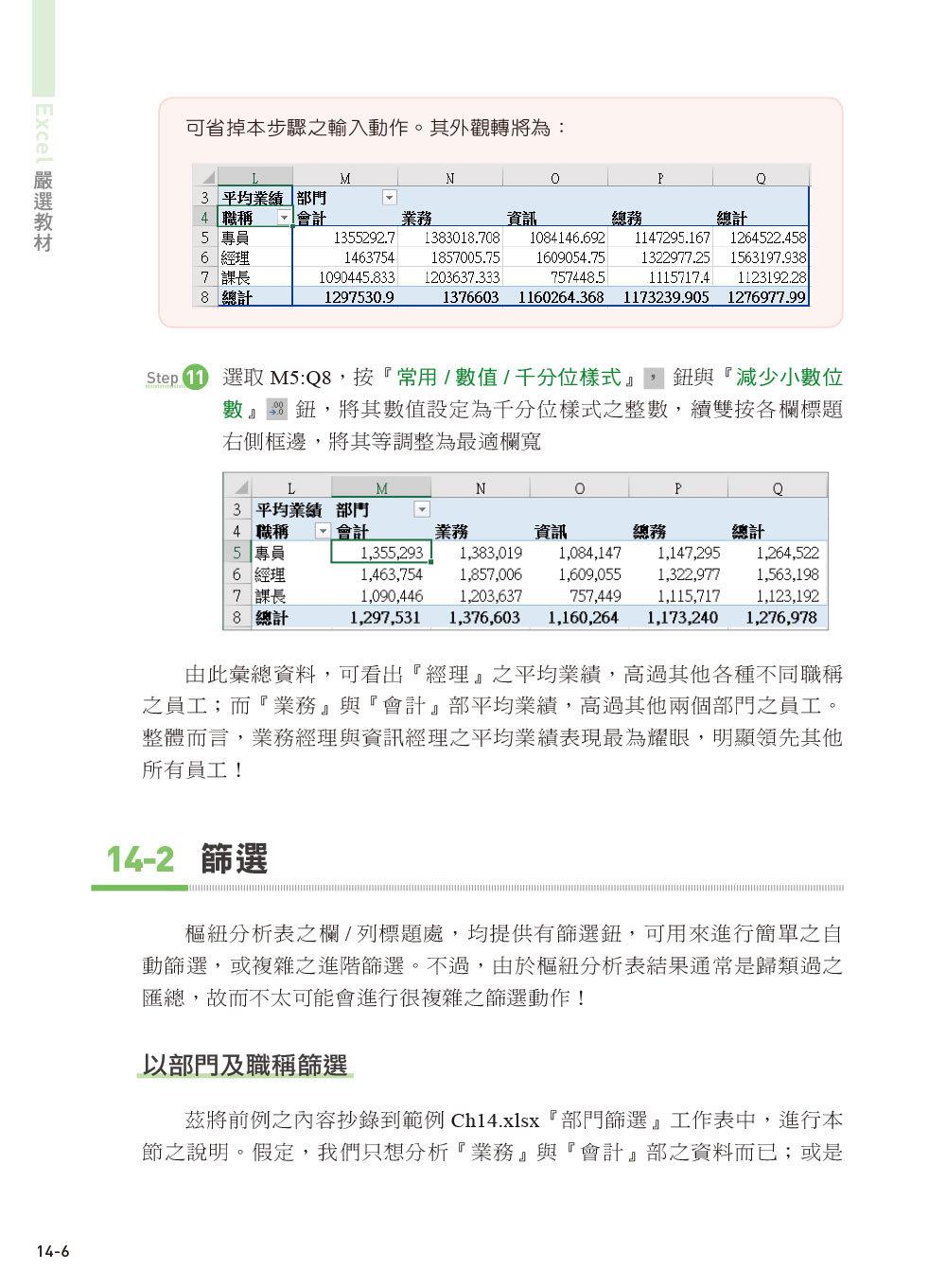 Excel 2019 嚴選教材!核心觀念×範例應用×操作技巧 (適用Excel 2019/2016/2013)-preview-6