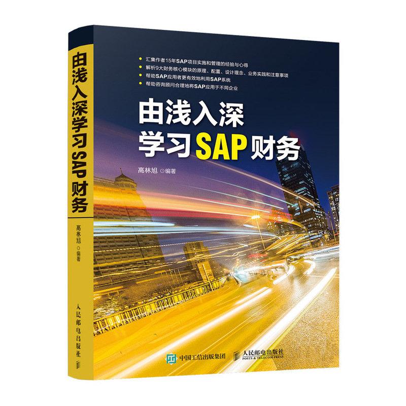 由淺入深學習 SAP 財務-preview-2