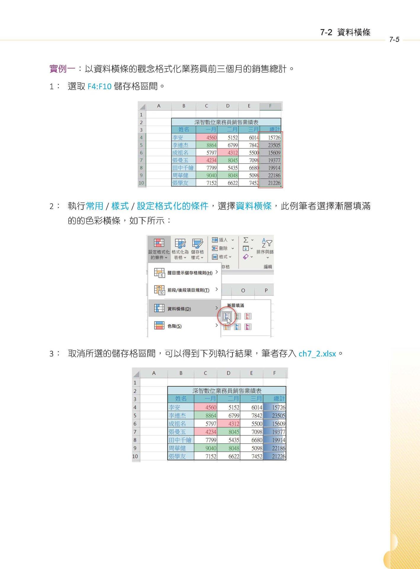 Excel 入門到完整學習 邁向最強職場應用—王者歸來 (全彩印刷)-preview-5