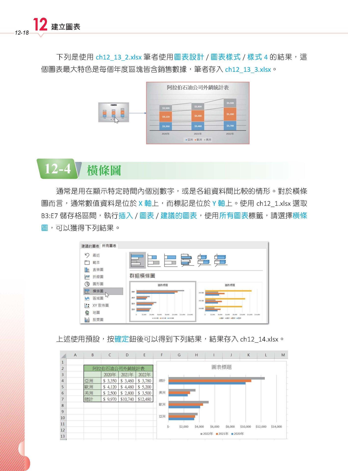 Excel 入門到完整學習 邁向最強職場應用—王者歸來 (全彩印刷)-preview-7