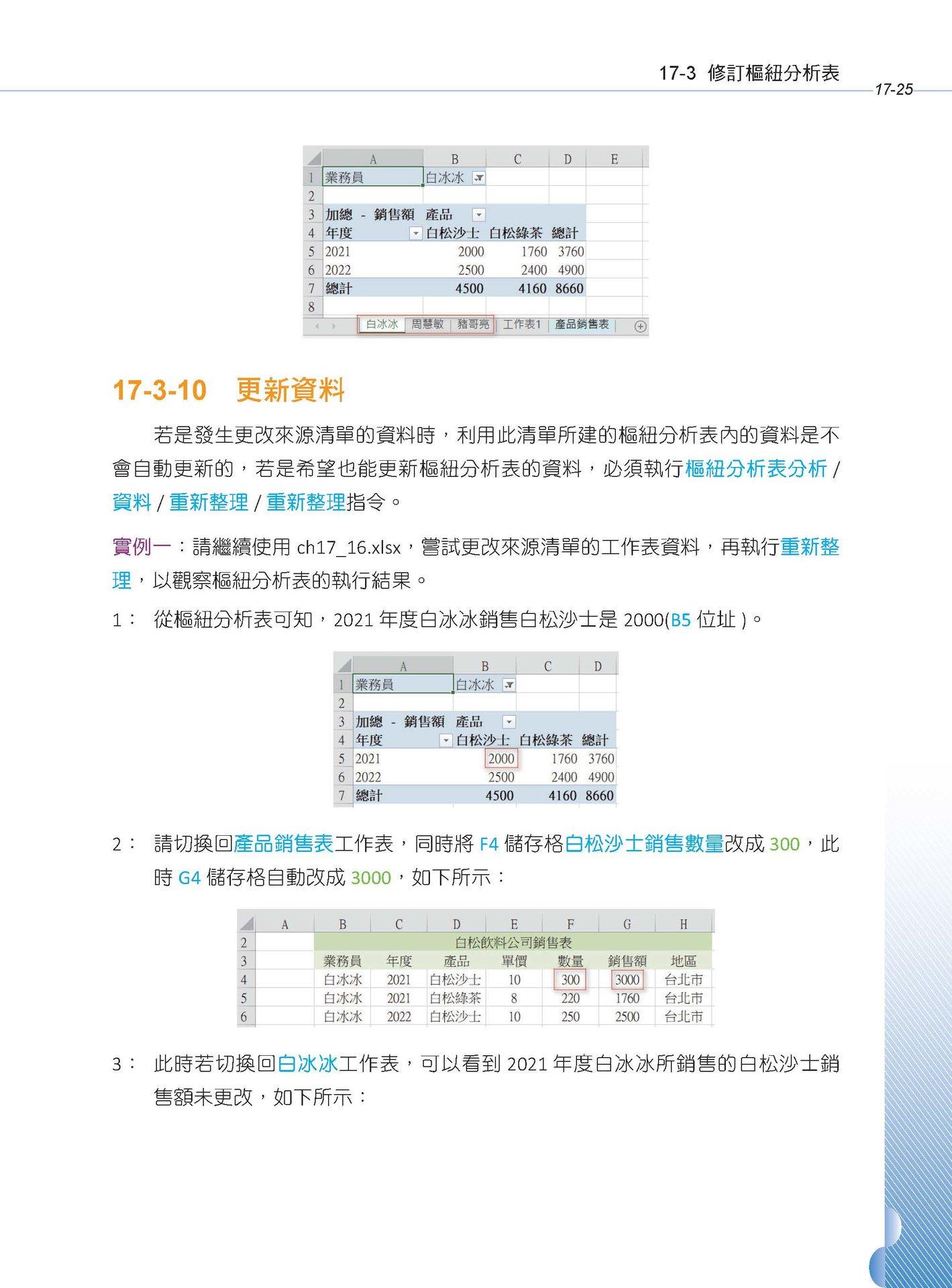 Excel 入門到完整學習 邁向最強職場應用—王者歸來 (全彩印刷)-preview-15