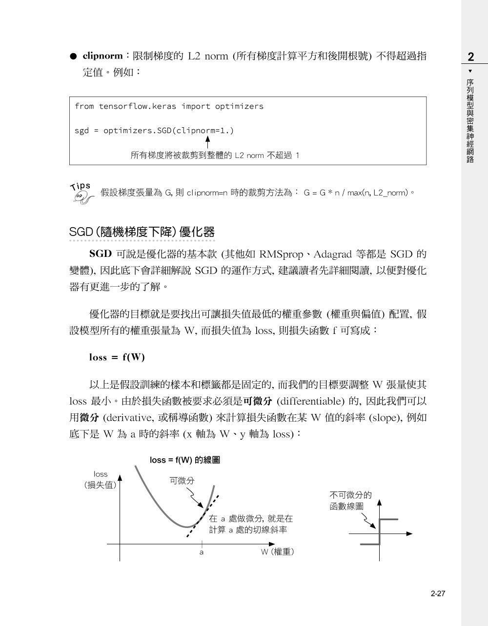 tf.keras 技術者們必讀!深度學習攻略手冊-preview-3