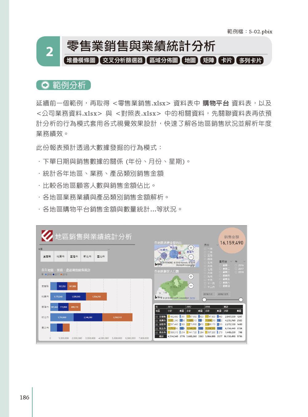 翻倍效率工作術 - 不會就太可惜的 Excel+Power BI 大數據視覺圖表設計與分析, 2/e-preview-9