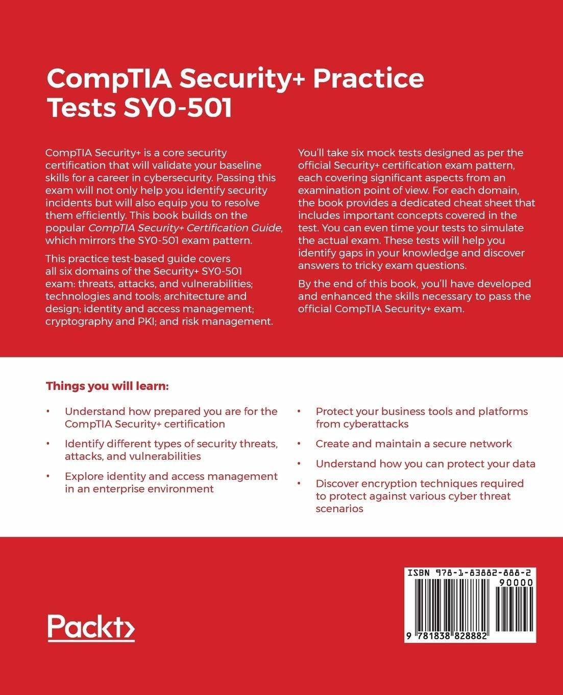 CompTIA Security+ Practice Tests SY0-501-preview-2