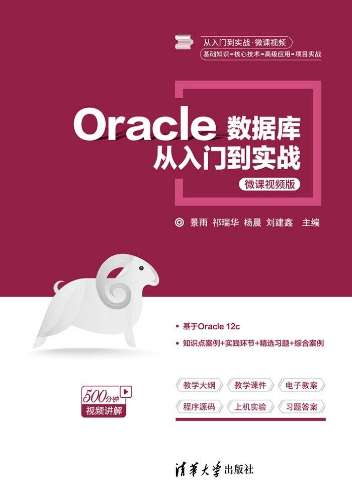 Oracle 數據庫從入門到實戰 (微課視頻版)-preview-1