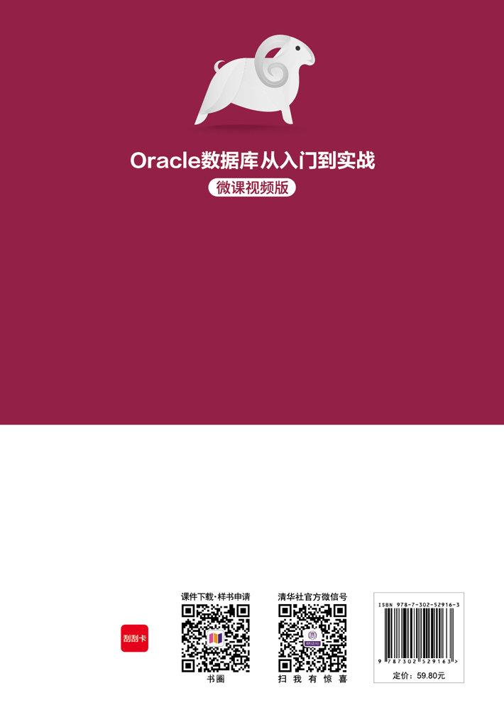 Oracle 數據庫從入門到實戰 (微課視頻版)-preview-2