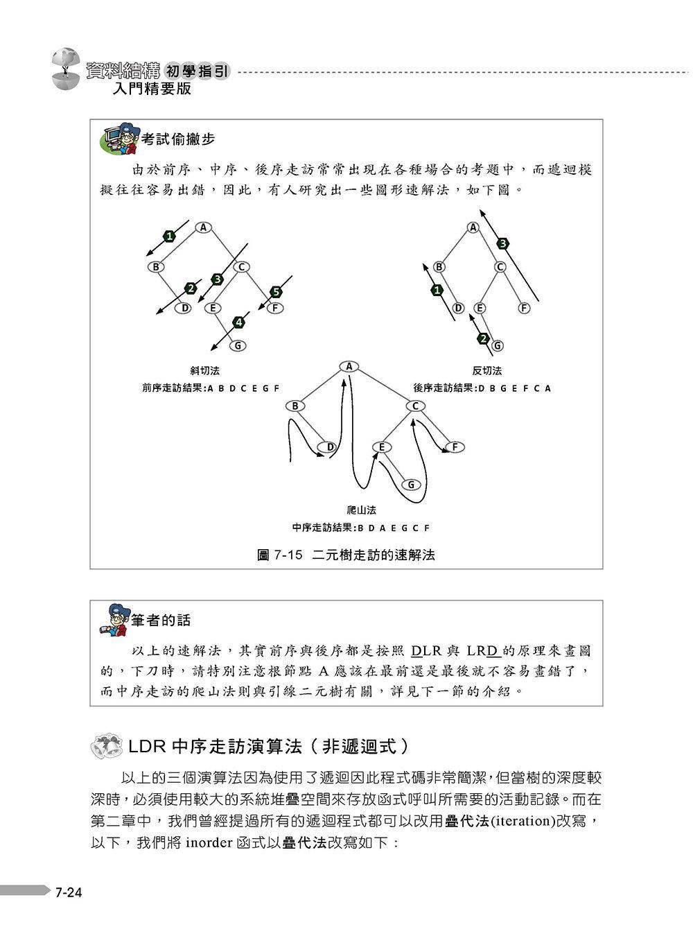 資料結構初學指引 ─ 入門精要版, 3/e-preview-11
