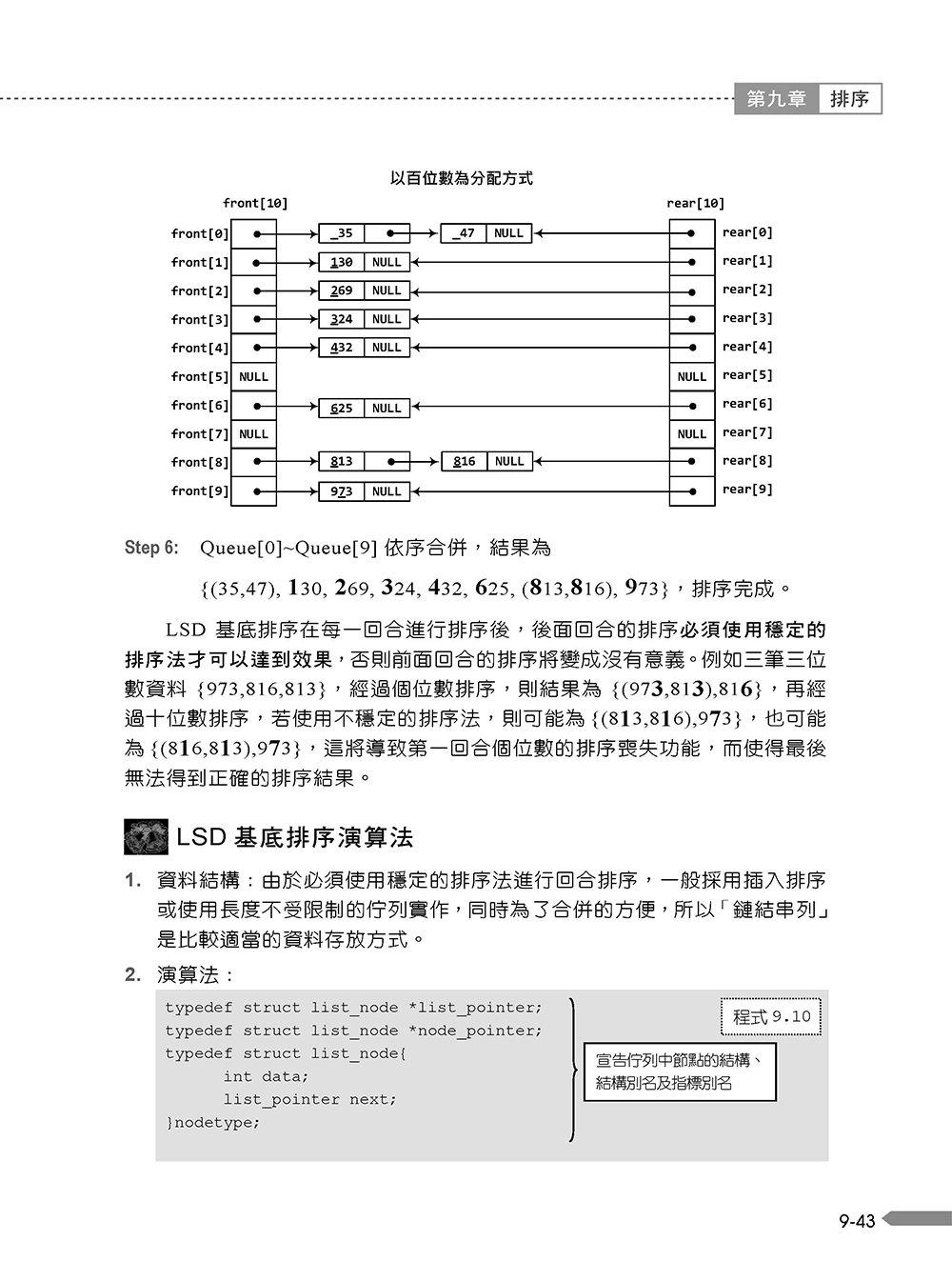 資料結構初學指引 ─ 入門精要版, 3/e-preview-22