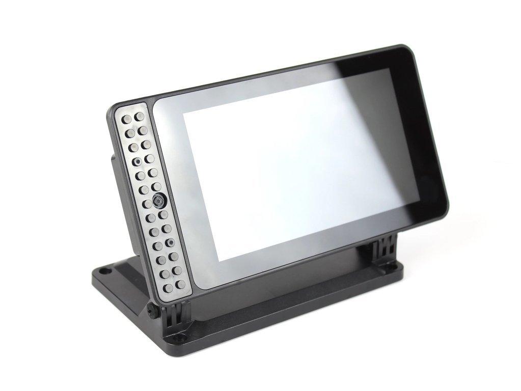 SmartiPi Touch 2 Raspberry Pi 官方7吋觸控螢幕專用外殼站立架(二代,Pi 4適用)-preview-1