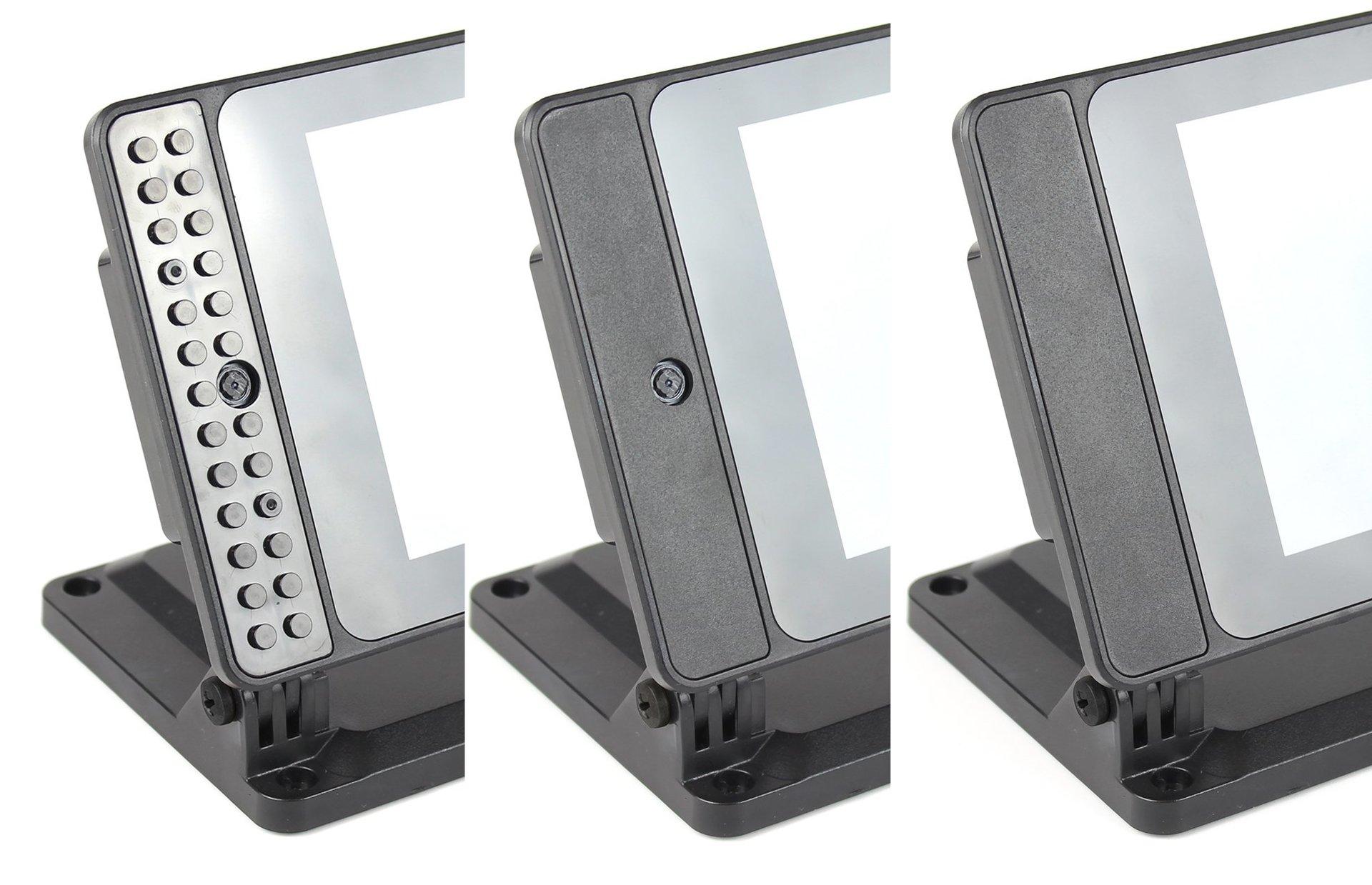 SmartiPi Touch 2 Raspberry Pi 官方7吋觸控螢幕專用外殼站立架(二代,Pi 4適用)-preview-8