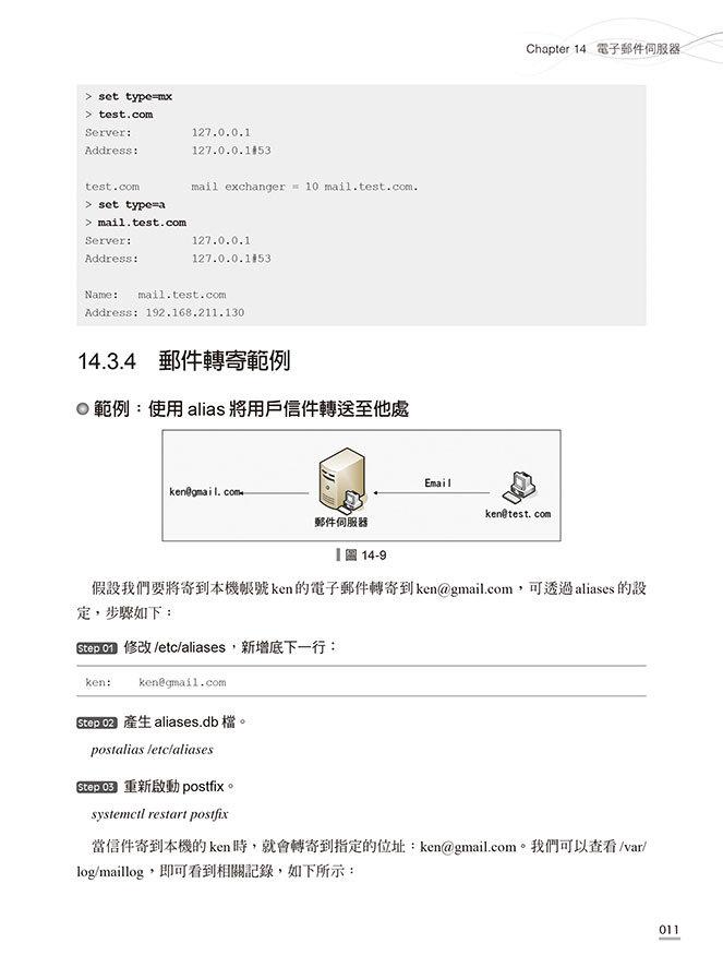 CentOS Linux 8 實務管理應用-preview-13