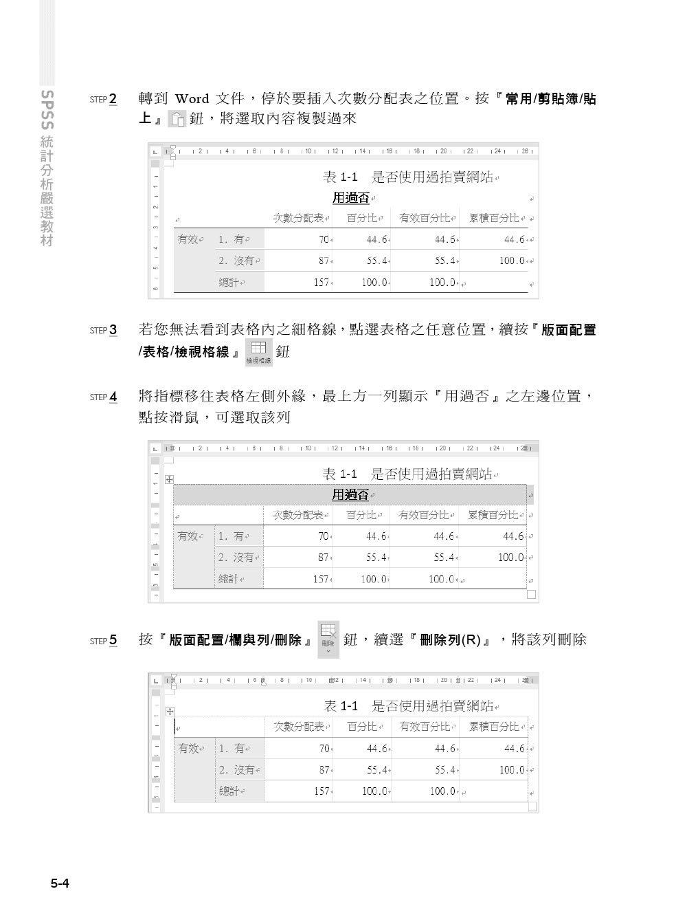SPSS 26 統計分析嚴選教材 (適用SPSS 26~22)-preview-4