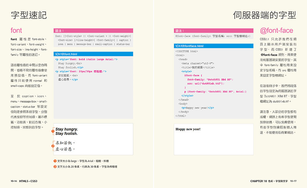 設計師一定要學的 HTML5‧CSS3 網頁設計手冊 - 零基礎也能看得懂、學得會-preview-5
