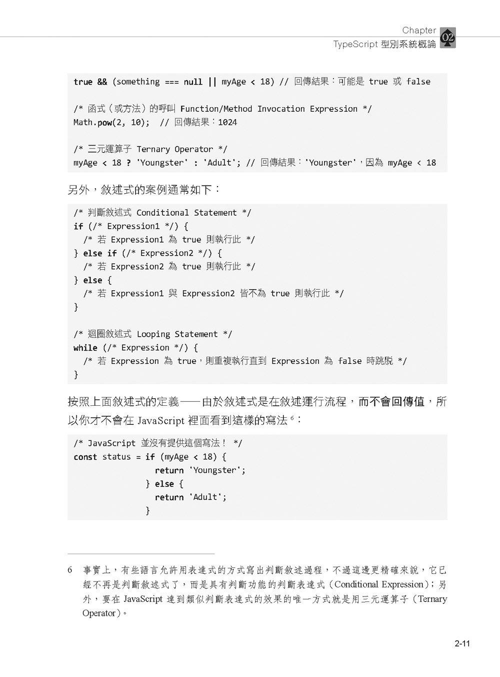 讓 TypeScript 成為你全端開發的 ACE!(iT邦幫忙鐵人賽系列書)-preview-13