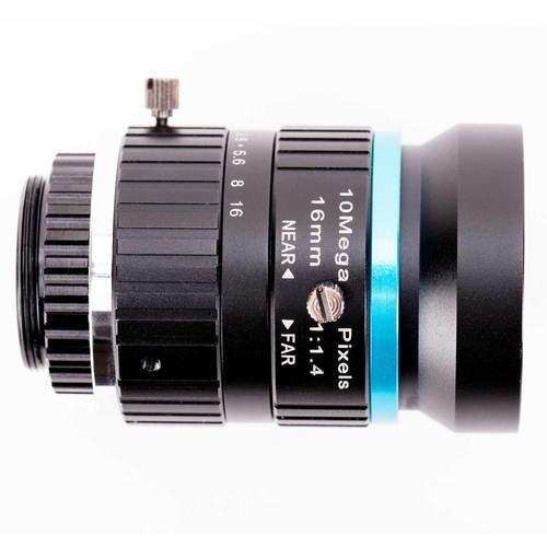 Raspberry Pi High Quality Camera 高畫質相機模組(含6mm廣角鏡頭 + 16mm 長焦段鏡頭)-preview-2