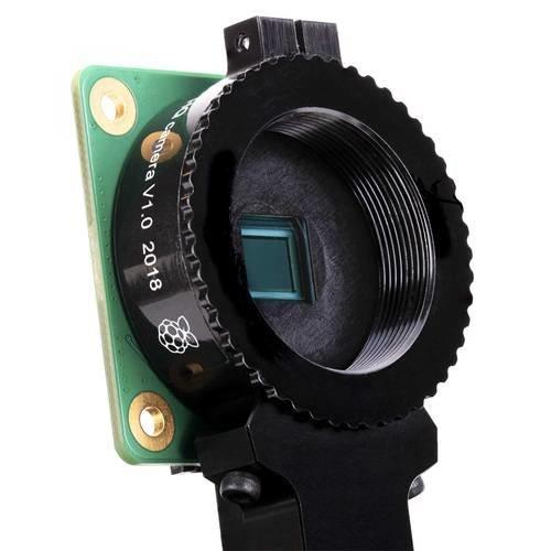 Raspberry Pi High Quality Camera 高畫質相機模組(含6mm廣角鏡頭 + 16mm 長焦段鏡頭)-preview-5