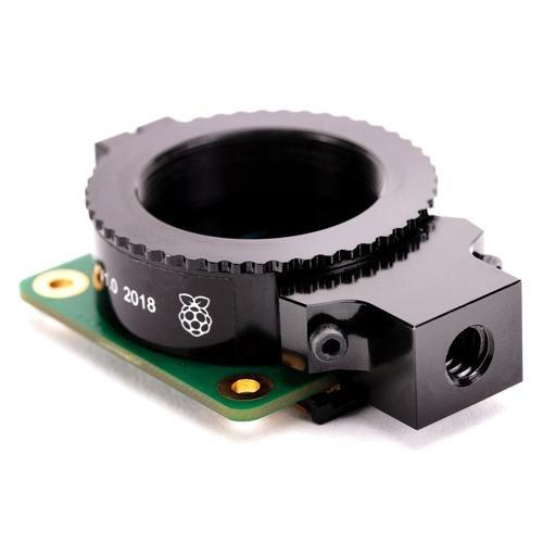 Raspberry Pi High Quality Camera 高畫質相機模組(含6mm廣角鏡頭 + 16mm 長焦段鏡頭)-preview-6
