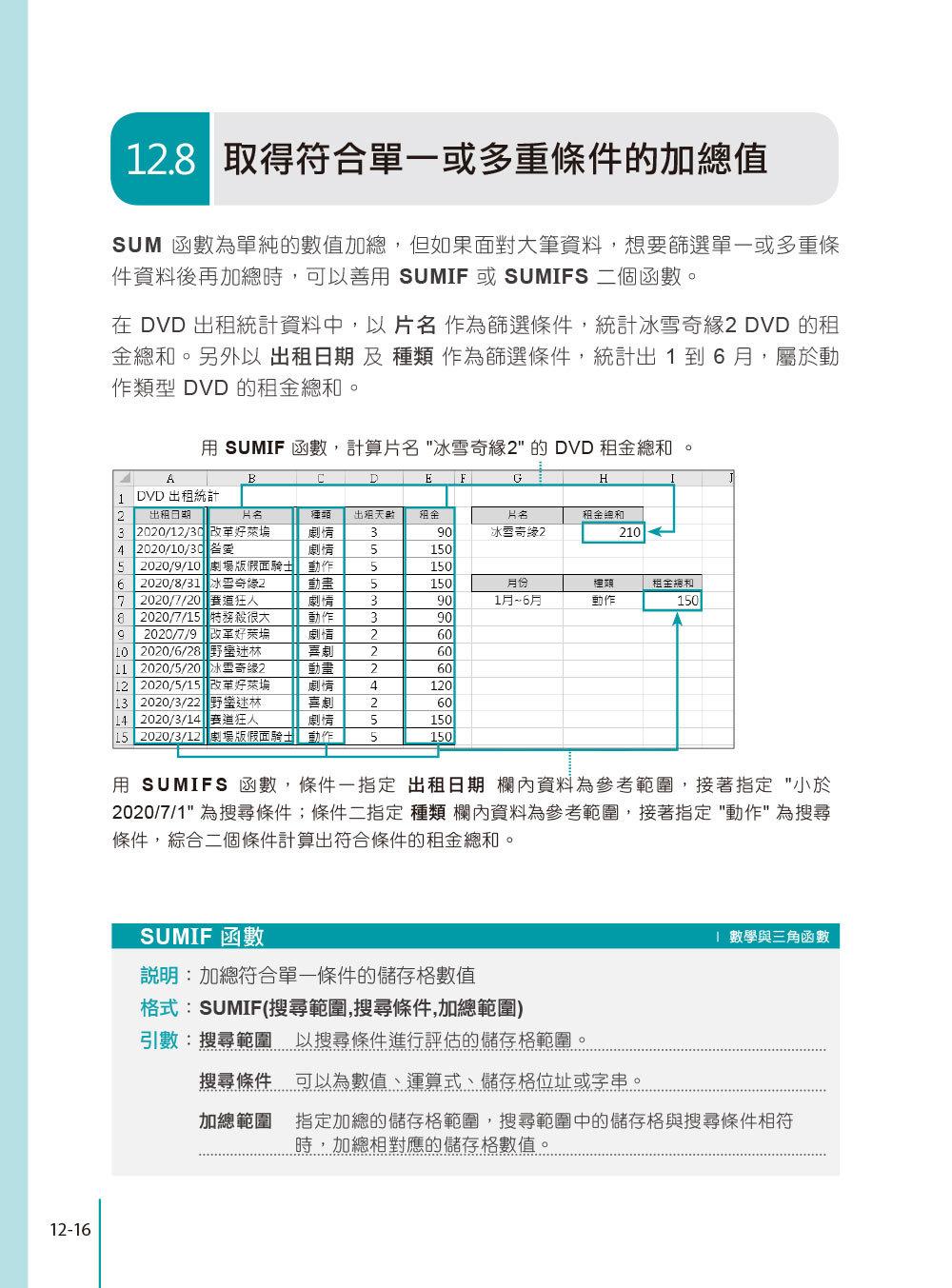 Excel 自學聖經:從完整入門到職場活用的技巧與實例大全 (附商業分析資料取得與整合超值影片/範例/速查表)-preview-6