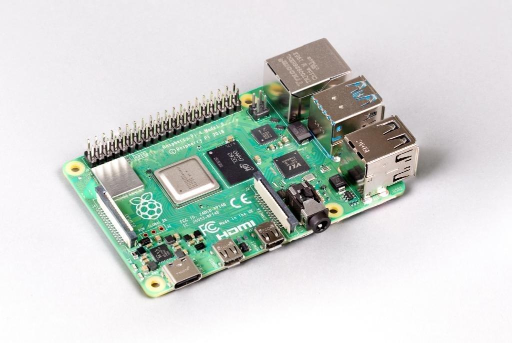 Raspberry Pi 4 Model B / 8GB (UK製) | 樹莓派 4代開發版(8GB)-preview-2