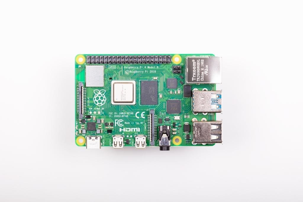 Raspberry Pi 4 Model B / 8GB (UK製) | 樹莓派 4代開發版(8GB)-preview-3
