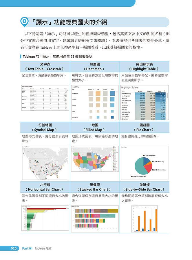 大數據時代超吸睛視覺化工具與技術:Tableau 資料分析師進階高手養成實戰經典-preview-7