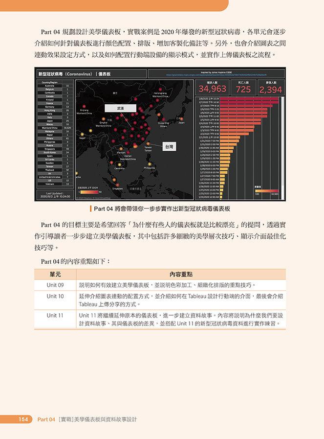 大數據時代超吸睛視覺化工具與技術:Tableau 資料分析師進階高手養成實戰經典-preview-12