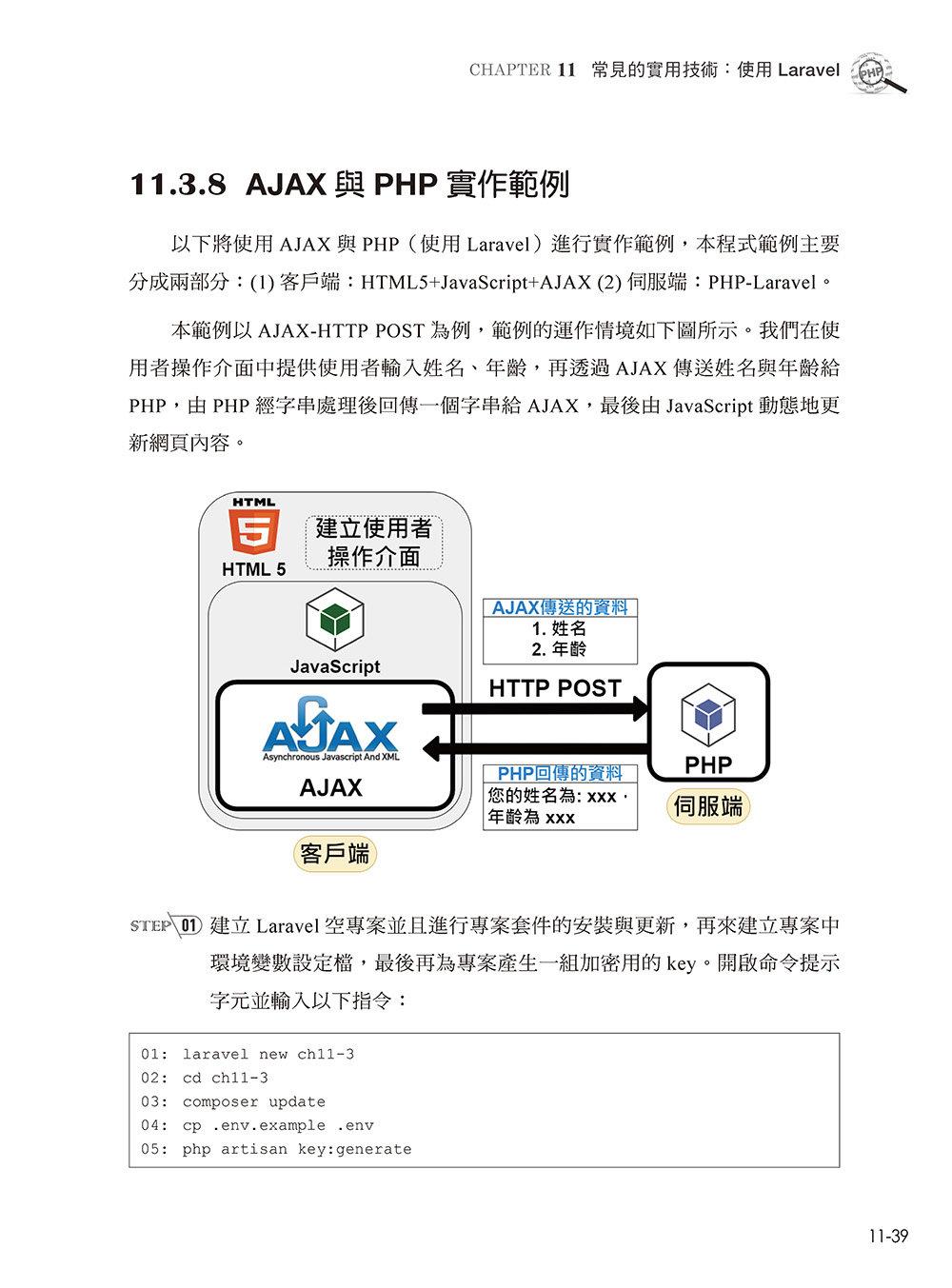 PHP 動態網站系統開發與 Laravel 框架運用-preview-14