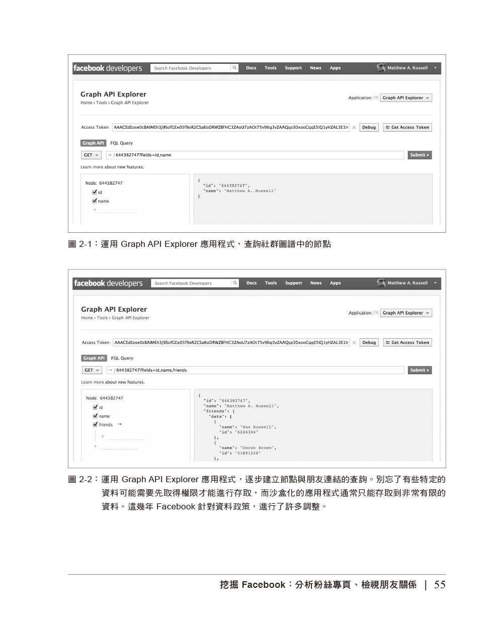社群網站的資料探勘, 3/e (Mining the Social Web: Data Mining Facebook, Twitter, LinkedIn, Google+, GitHub, and More, 3/e)-preview-6