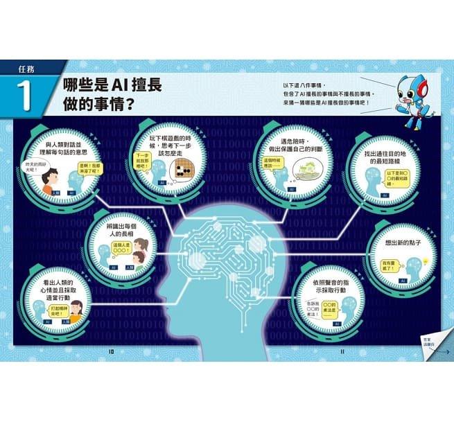 AI人工智慧的祕密(全套3冊):1.AI是什麼?、2.AI與現代生活、3.AI與未來社會(寫給進入AI時代的小學生)-preview-11