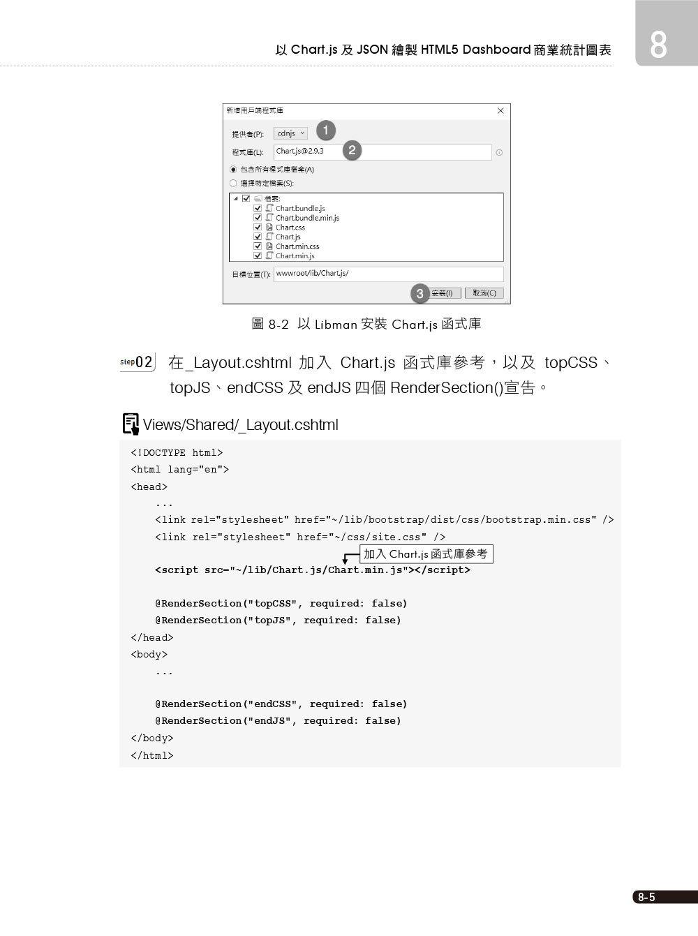 ASP.NET Core 3.x MVC 跨平台範例實戰演練-preview-5