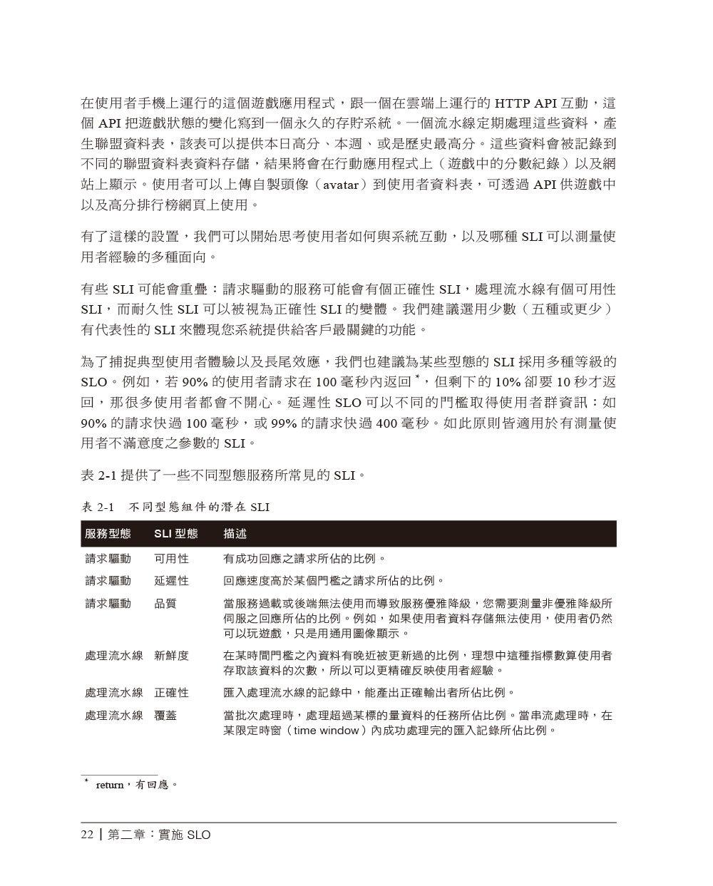網站可靠性工程工作手冊|導入SRE的實用方法 (The Site Reliability Workbook)-preview-6