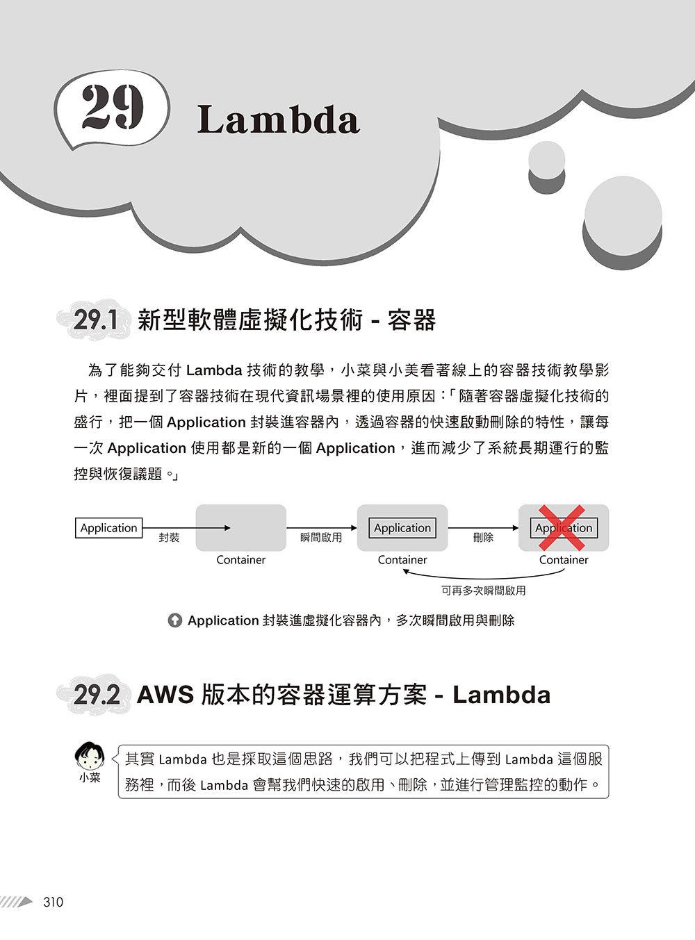 大話 AWS 雲端架構:雲端應用架構圖解輕鬆學-preview-20