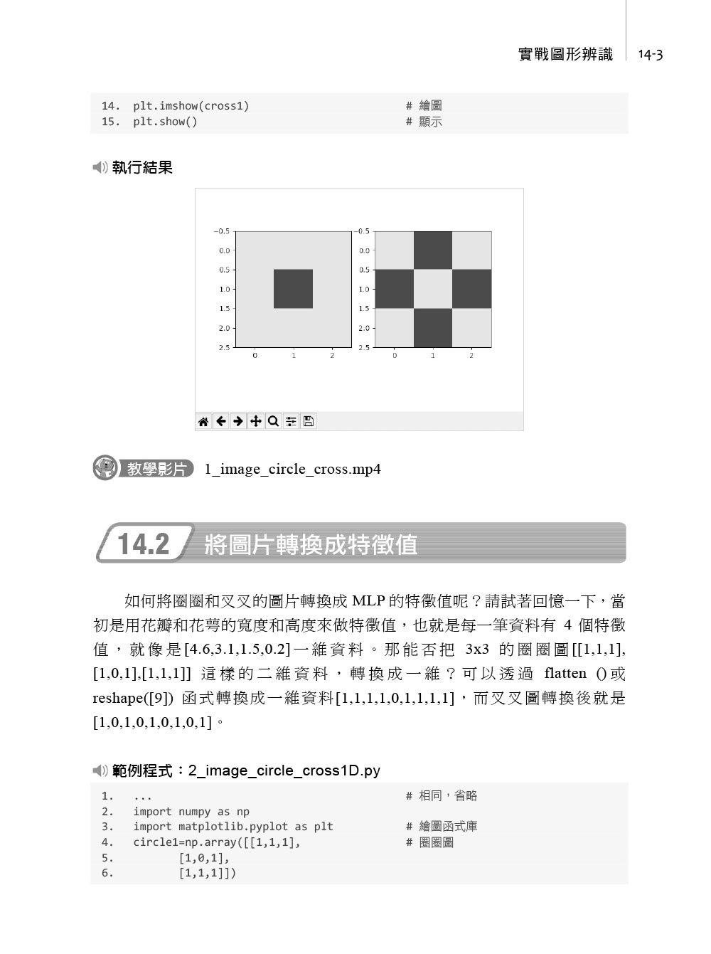 TensorFlow 2.x 人工智慧、機器學習超炫範例 200+(附影音教學影片、範例程式)-preview-3