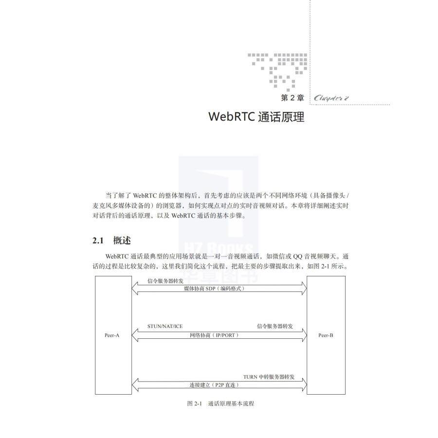 WebRTC 音視頻開發:React + Flutter + Go 實戰 -preview-6