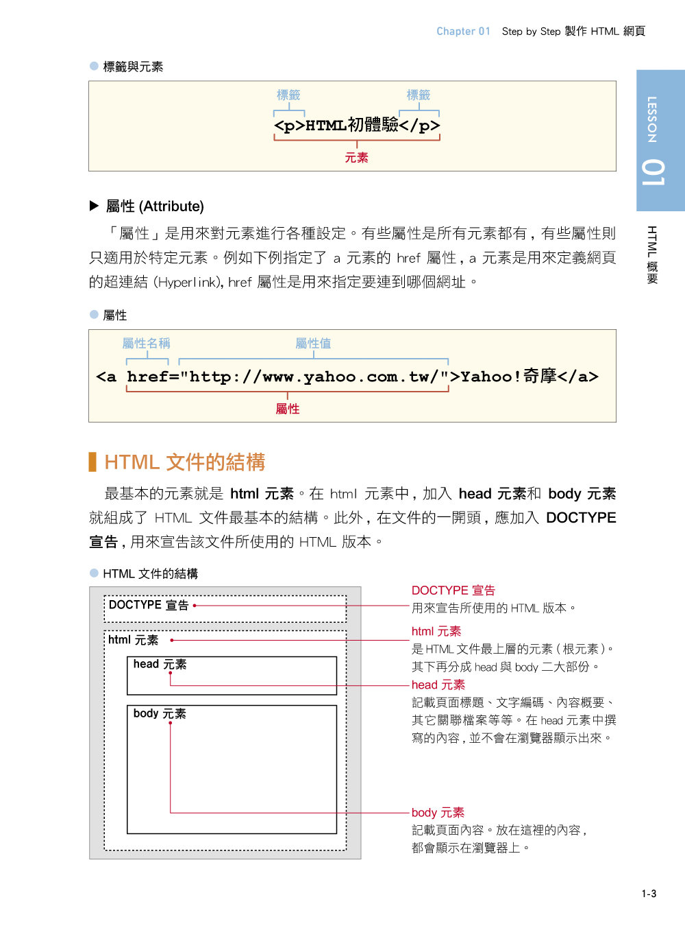 HTML5 ‧ CSS3 最強圖解實戰講座 【第二版】-preview-1