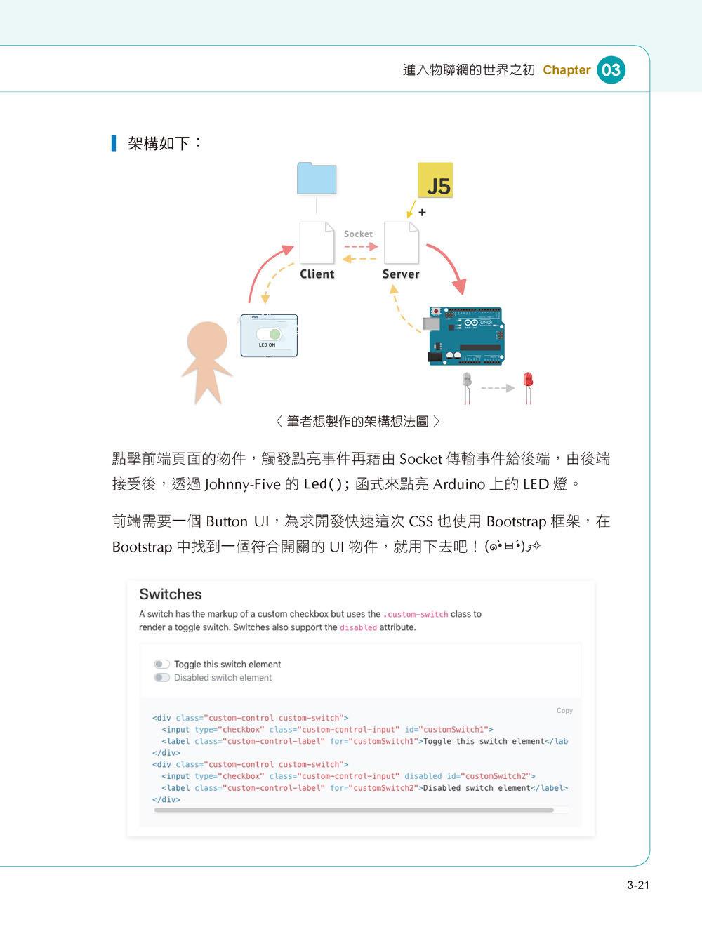 IoT 沒那麼難!新手用 JavaScript 入門做自己的玩具!(iT邦幫忙鐵人賽系列書)-preview-9