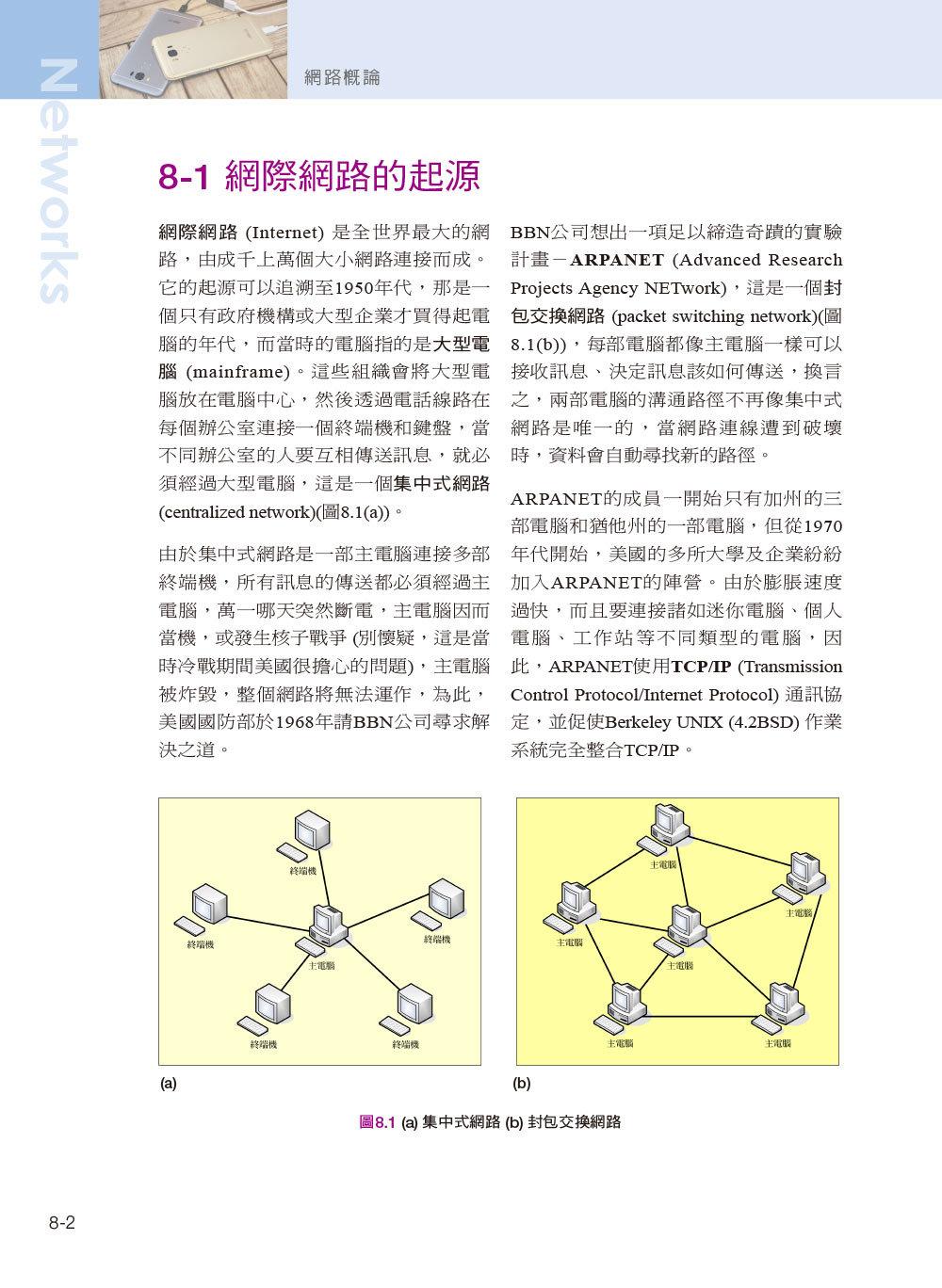 新趨勢網路概論, 5/e-preview-2