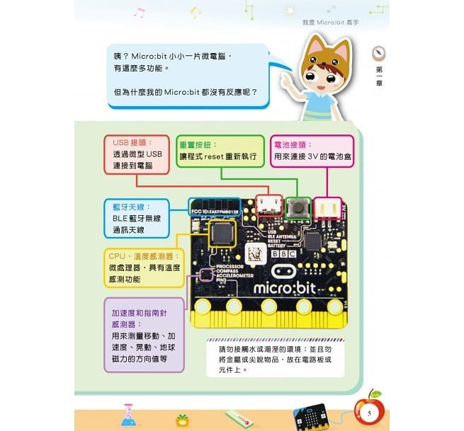 Micro:bit 小創客動手做-preview-6