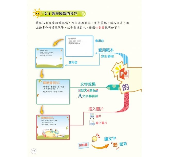 PowerPoint 2019小創客做簡報-preview-7