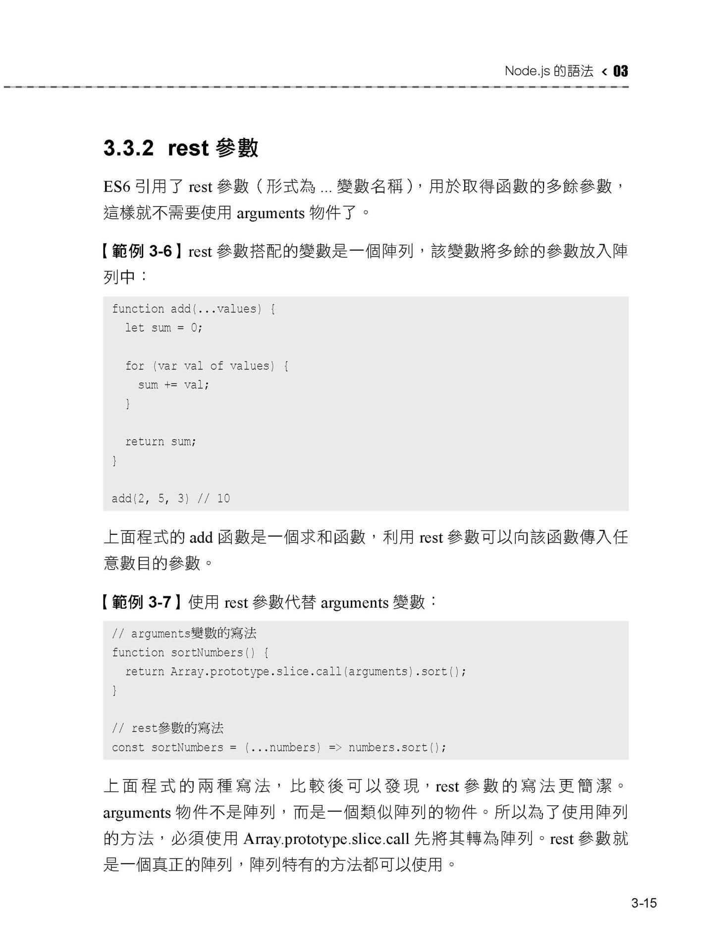 用 Node.js 一統 JavaScript 前後端:強勢 Web 開發親手作-preview-1
