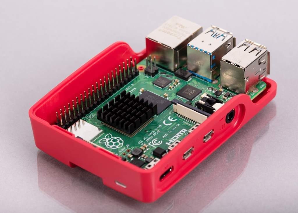 Raspberry Pi 4 Case Fan 外殼風扇模組 (Pi 4 原廠外殼專用)-preview-3