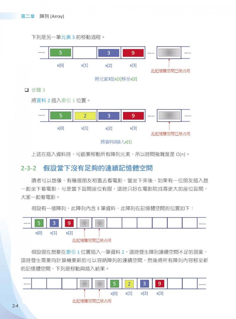 演算法:最強彩色圖鑑 + Python 程式實作 -– 王者歸來 (全彩印刷第二版)-preview-18