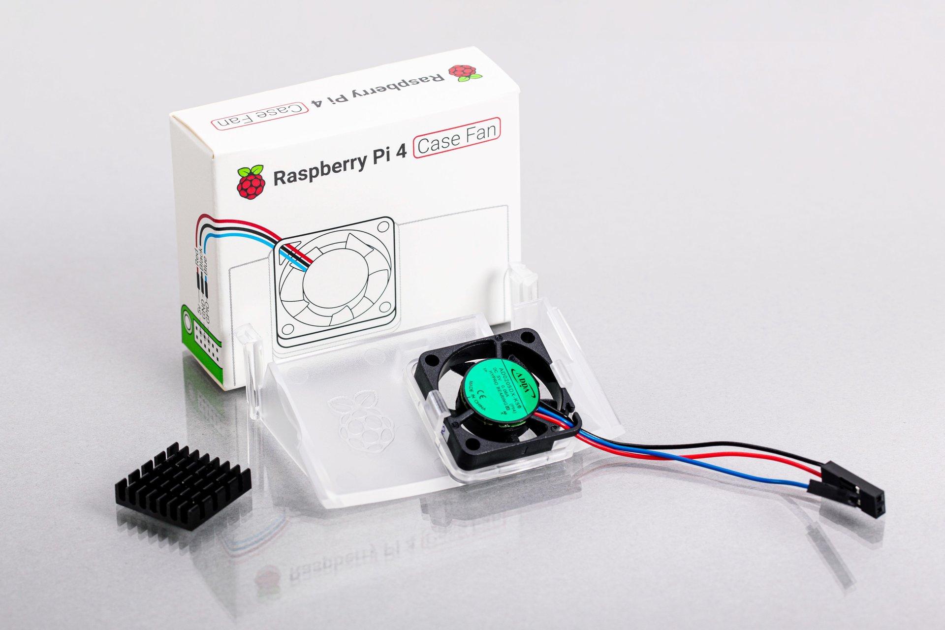 Raspberry Pi 4 Model B/8GB 樹莓派套件組-原廠殼搭散熱組全配(含Pi 4/8GB + 32G SD卡 +原廠電源 +原廠紅白外殼 +專用散熱模組+原廠HDMI線)-preview-4