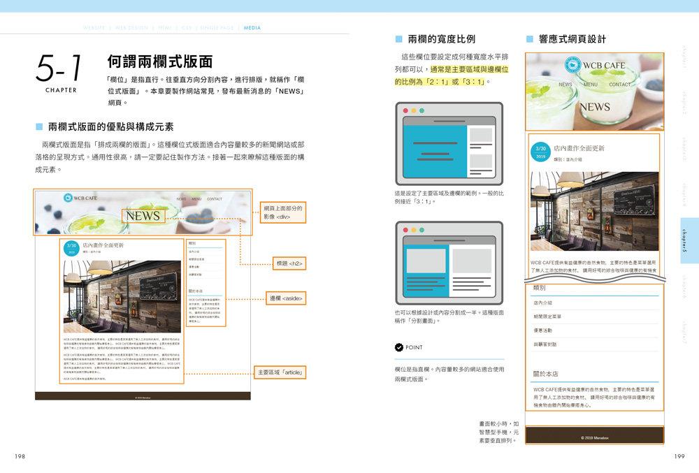 網頁美編的救星!零基礎也能看得懂的 HTML & CSS 網頁設計-preview-3